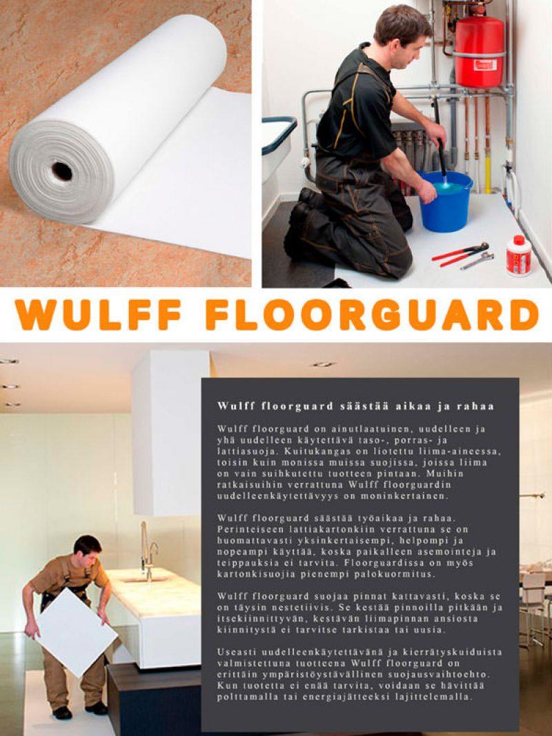 Wulff Naxor Floorguard