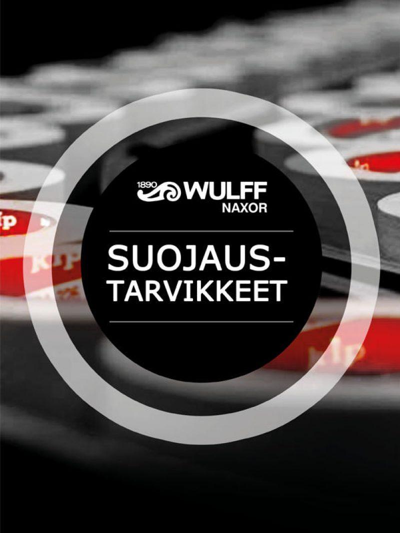 Wulff Naxor -suojaustarvikekuvasto