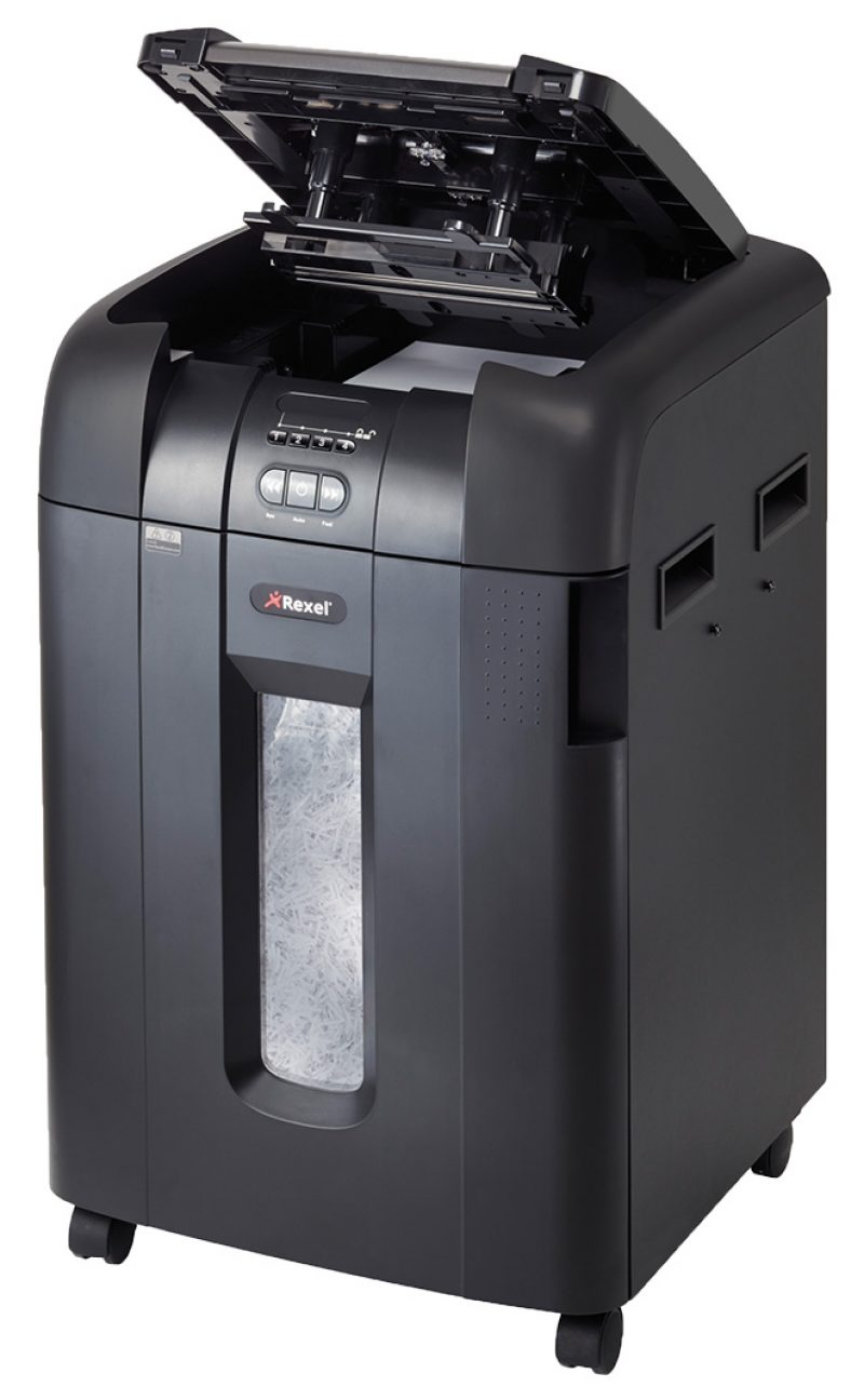 Paperintuhooja Rexel AUTO+ 600X P4